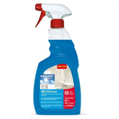 SANITEC Detergente Bagno750ml