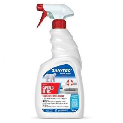 SANITEC Igienizzante Spray...